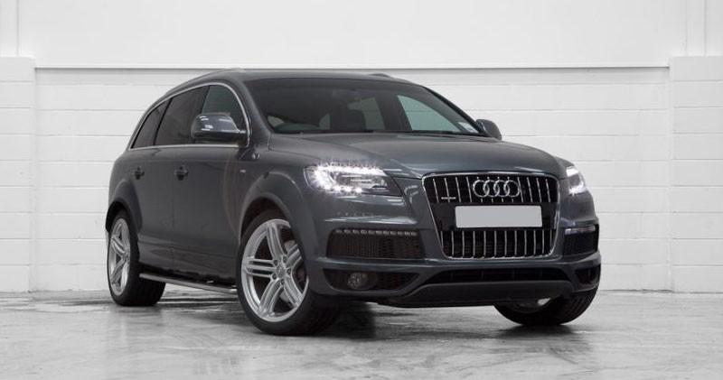 Wynajem Audi Q7 Warszawa