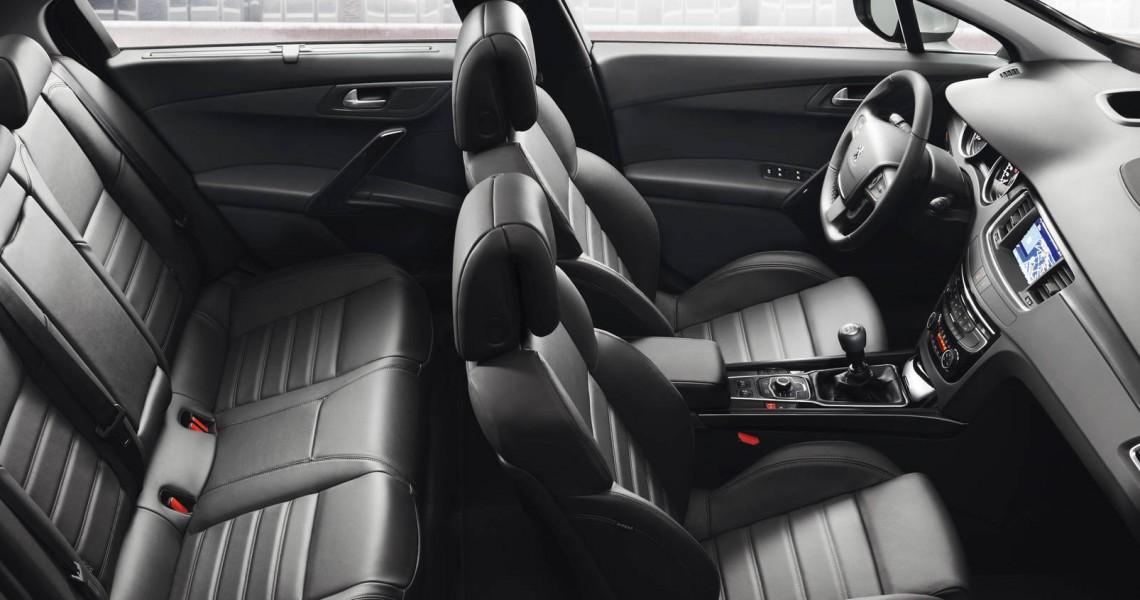 Wnętrze Peugeot 508