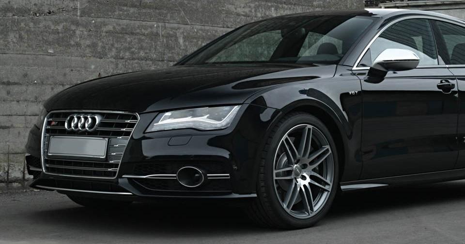Wypożyczalnia - Audi S7