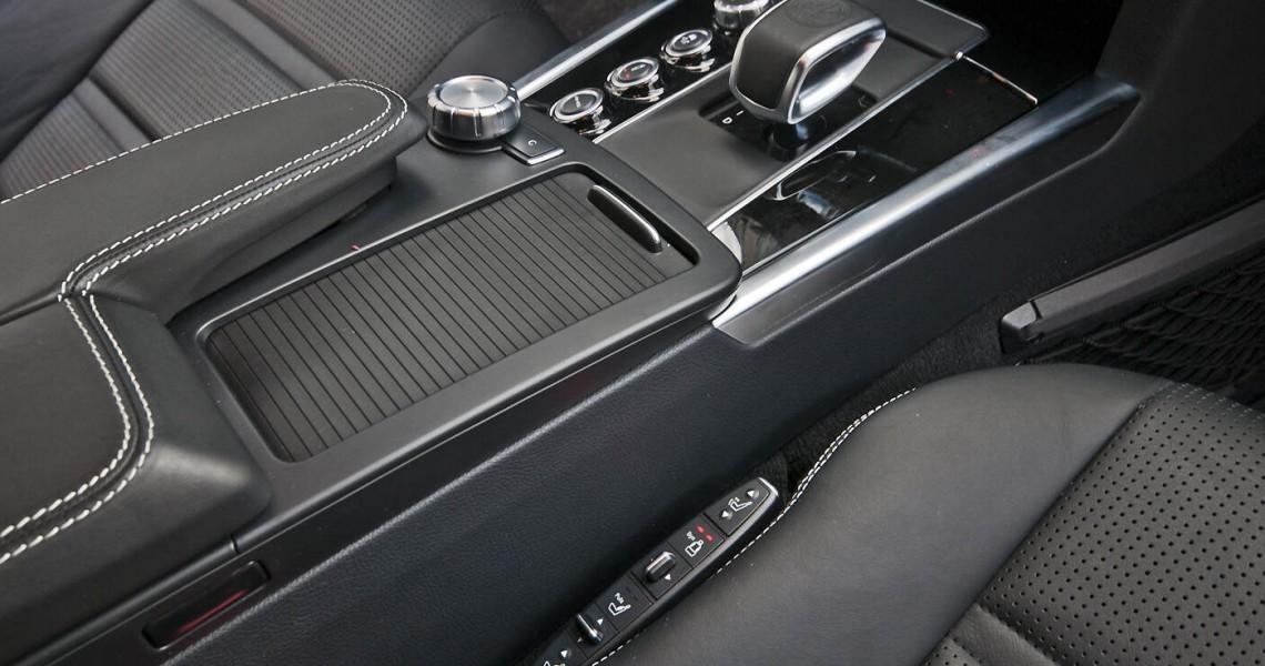 Panel środkowy Mercedes E63 AMG