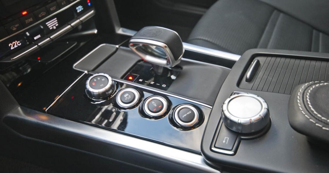 Skrzynia biegów Mercedes E63 AMG