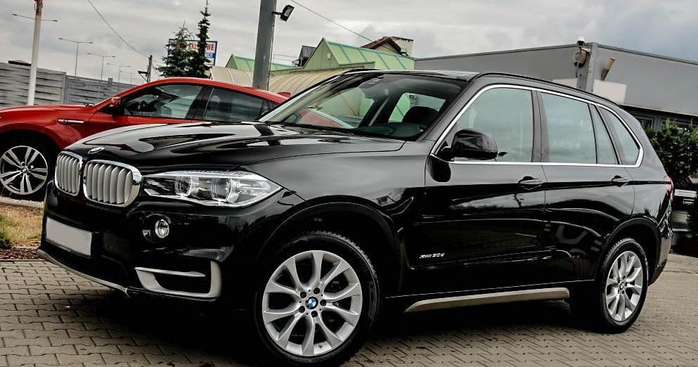 profil BMW X5
