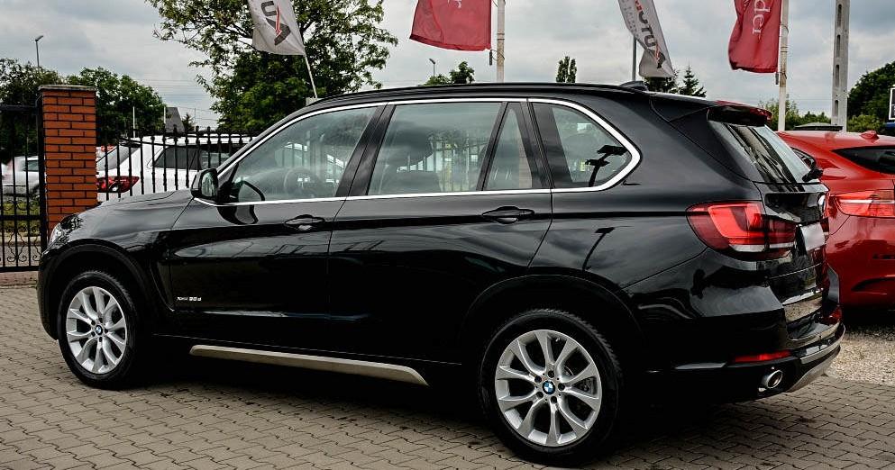 Lewy Profil BMW X5