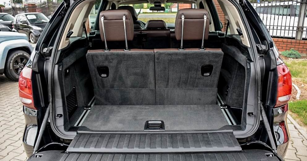 Bagażnik BMW X5