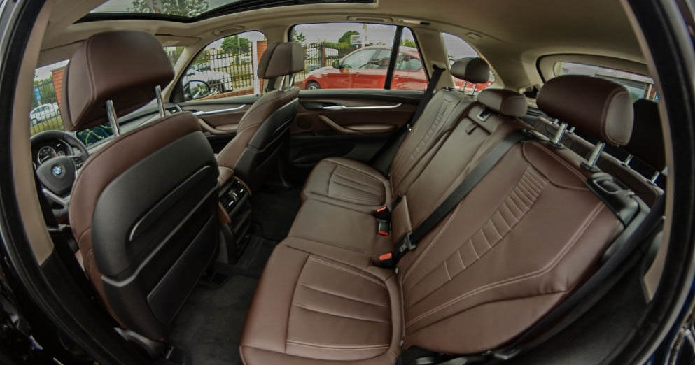 Tylnie fotele2 BMW X5