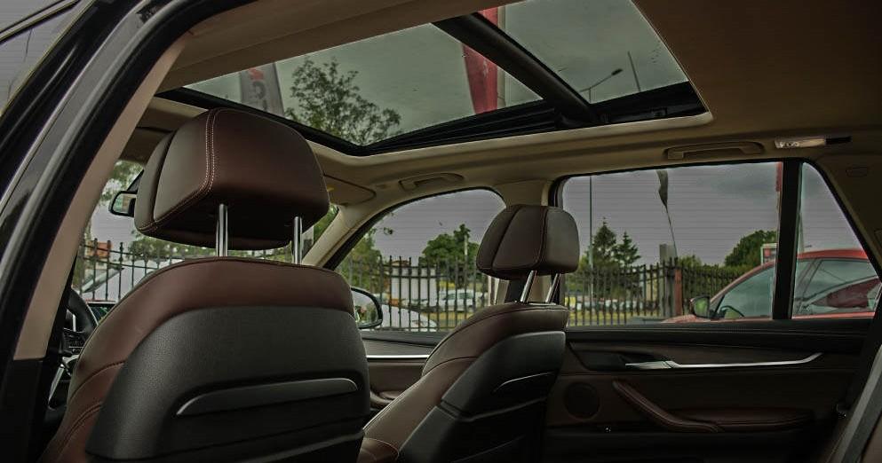 Panorama dach BMW X5