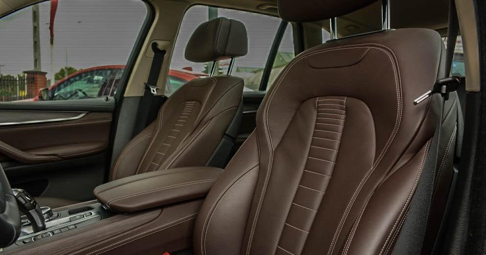 Przednie fotele BMW X5