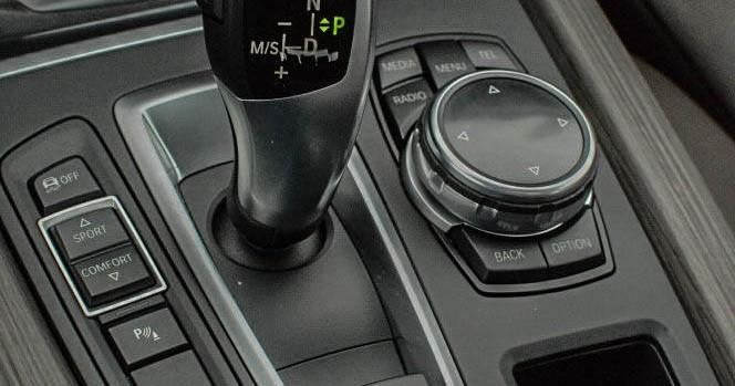 Automatyczna skrzynia biegów BMW X5
