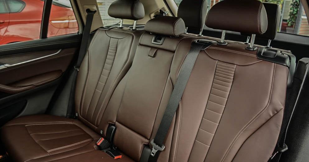 Tylnie fotele BMW X5