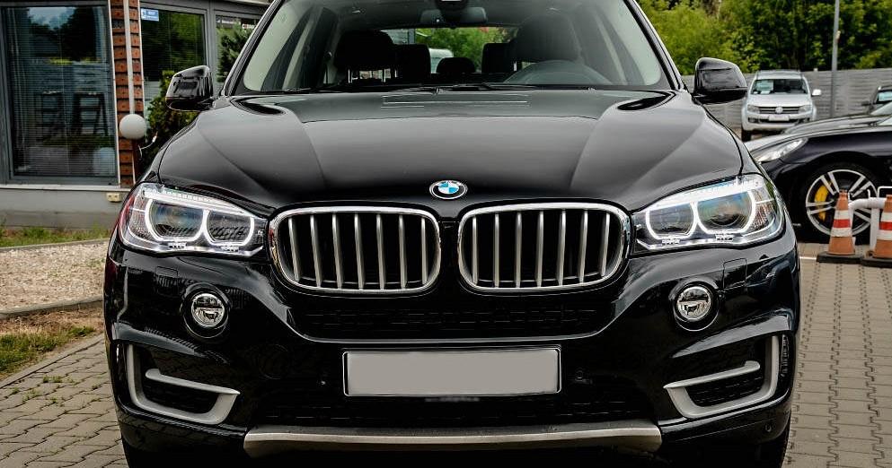 Przód BMW X5