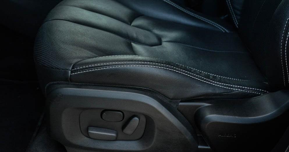 Fotel kierowcy Range Rover Evoque