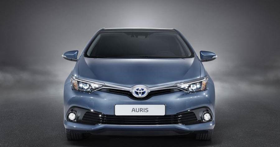 Przód Toyoty Auris