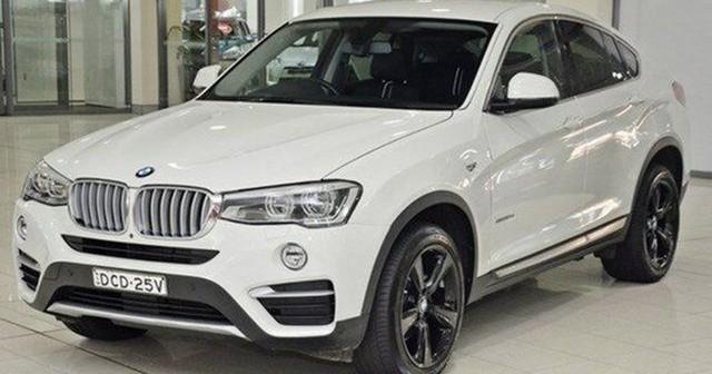 BMW X4 Warszawa wynajem