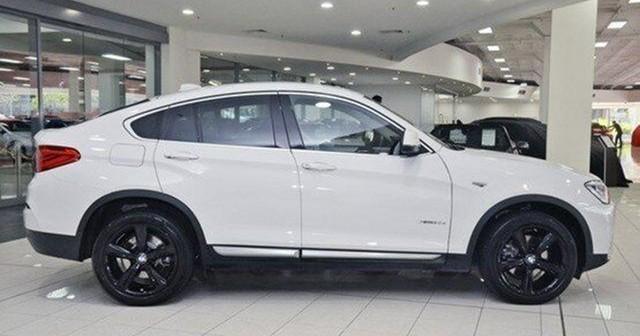BMW X4 wynajem Warszawa