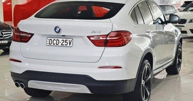 BMW X4 wypożyczalnia Warszawa