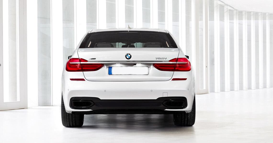 Wynajem BMW M750 G11 w Warszawie #3