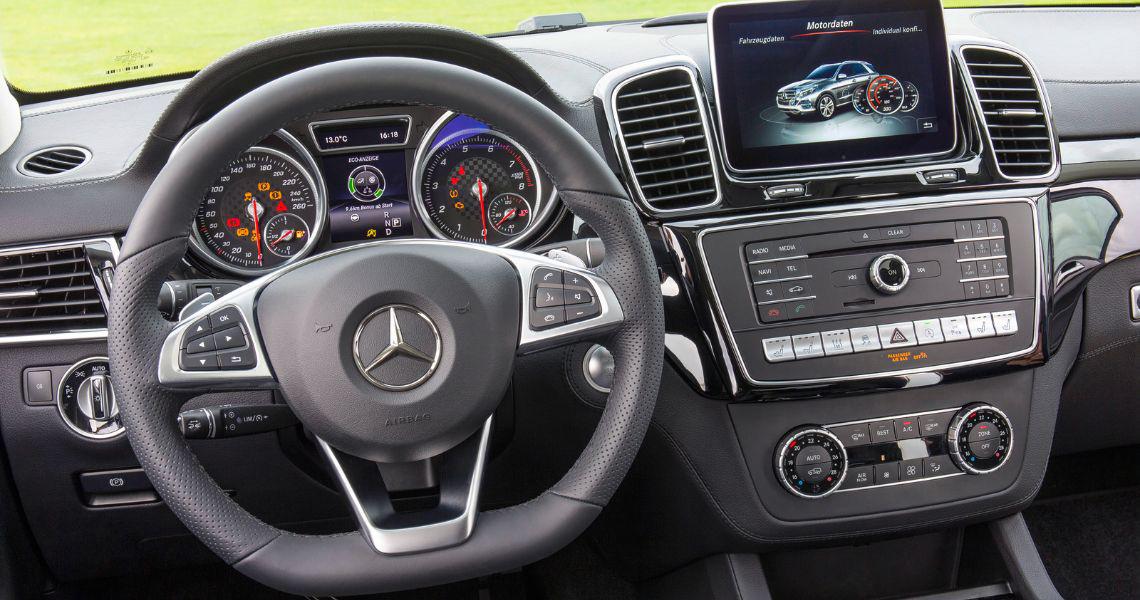 Mercedes GLE 350d 4MATIC Warszawa #3