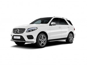 Mercedes GLE 350d 4MATIC