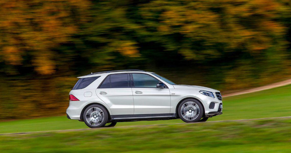 Mercedes GLE 350d 4MATIC Warszawa #5