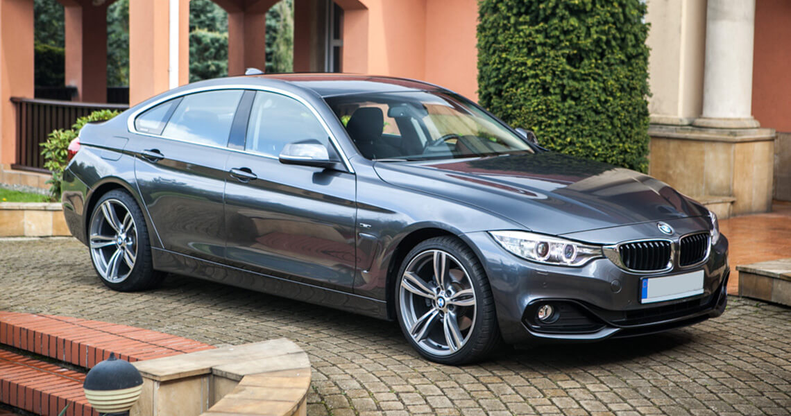 BMW 420d Gran Coupe #6