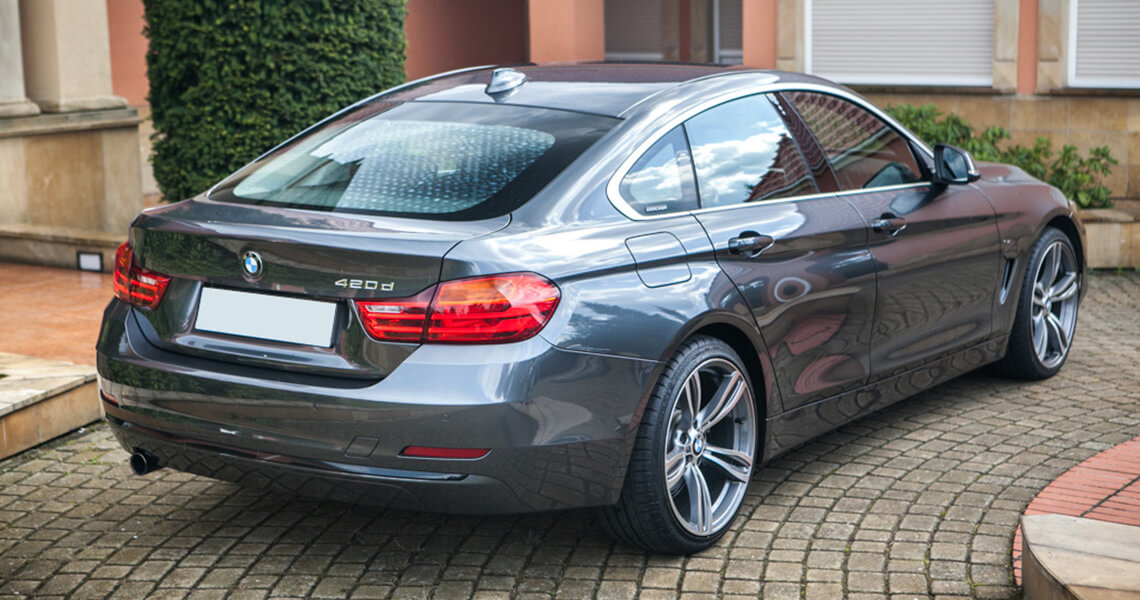BMW 420d Gran Coupe #8