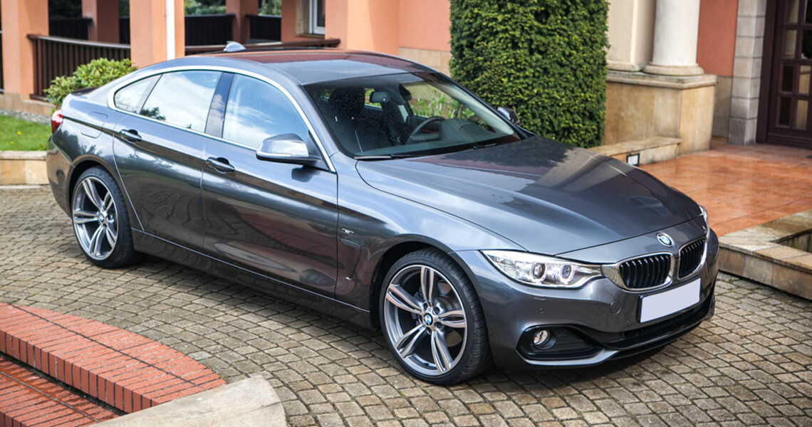 BMW 420d Gran Coupe #10