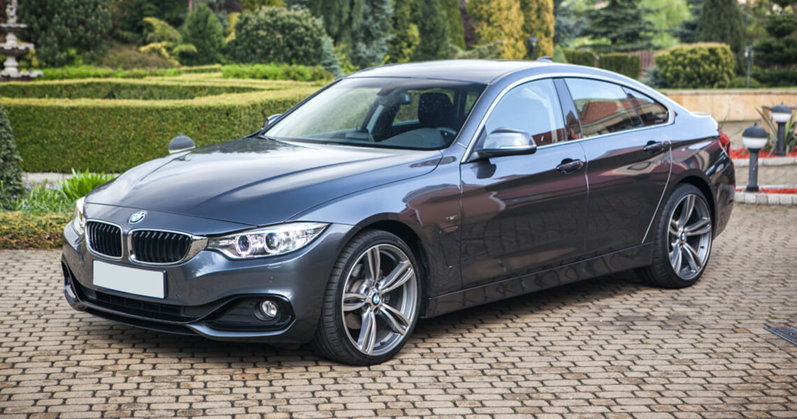 BMW 420d Gran Coupe #12