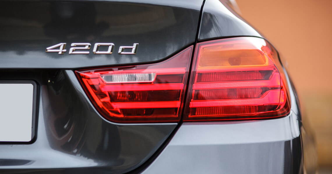 BMW 420d Gran Coupe #14
