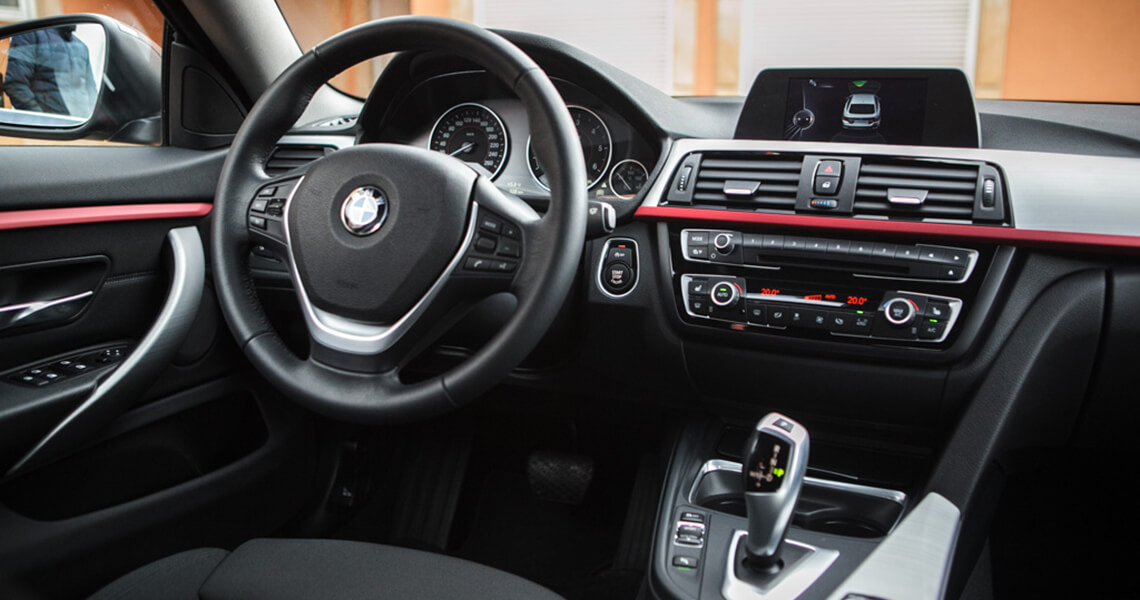 BMW 420d Gran Coupe #1