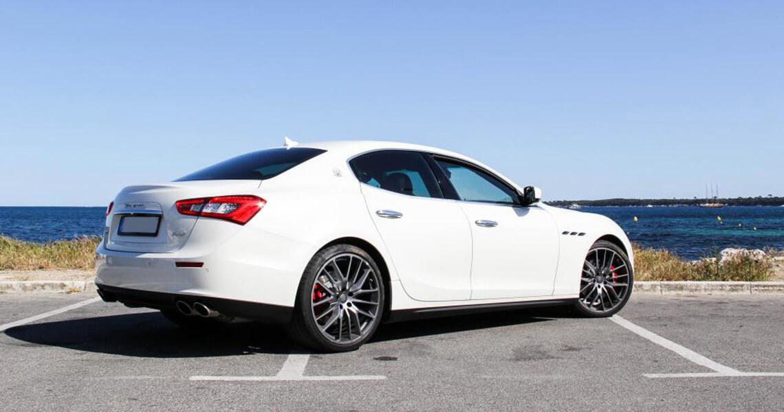 Maserati Ghibli #5