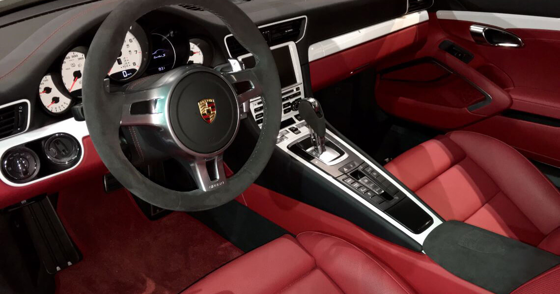 Porsche 911 Turbo S Warszawa #10