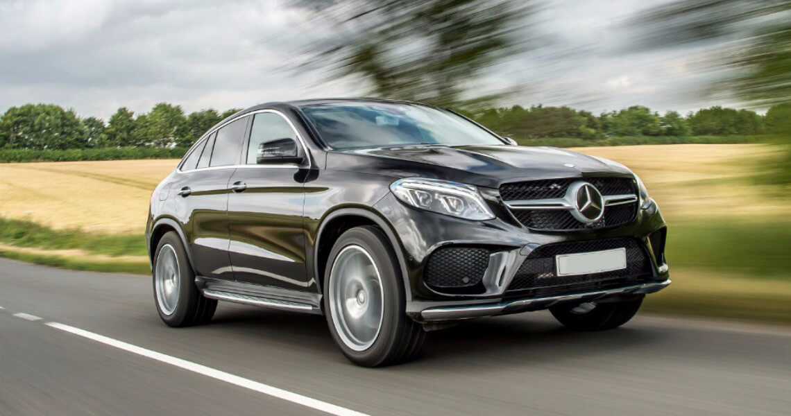GLE 350 d 4MATIC Coupé #1