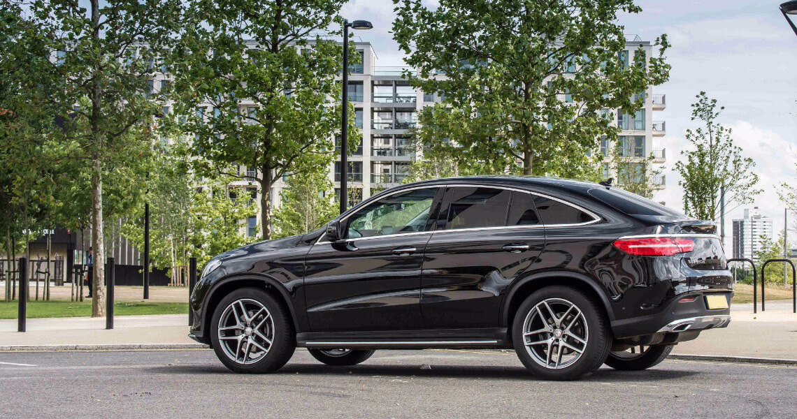 GLE 350 d 4MATIC Coupé #3