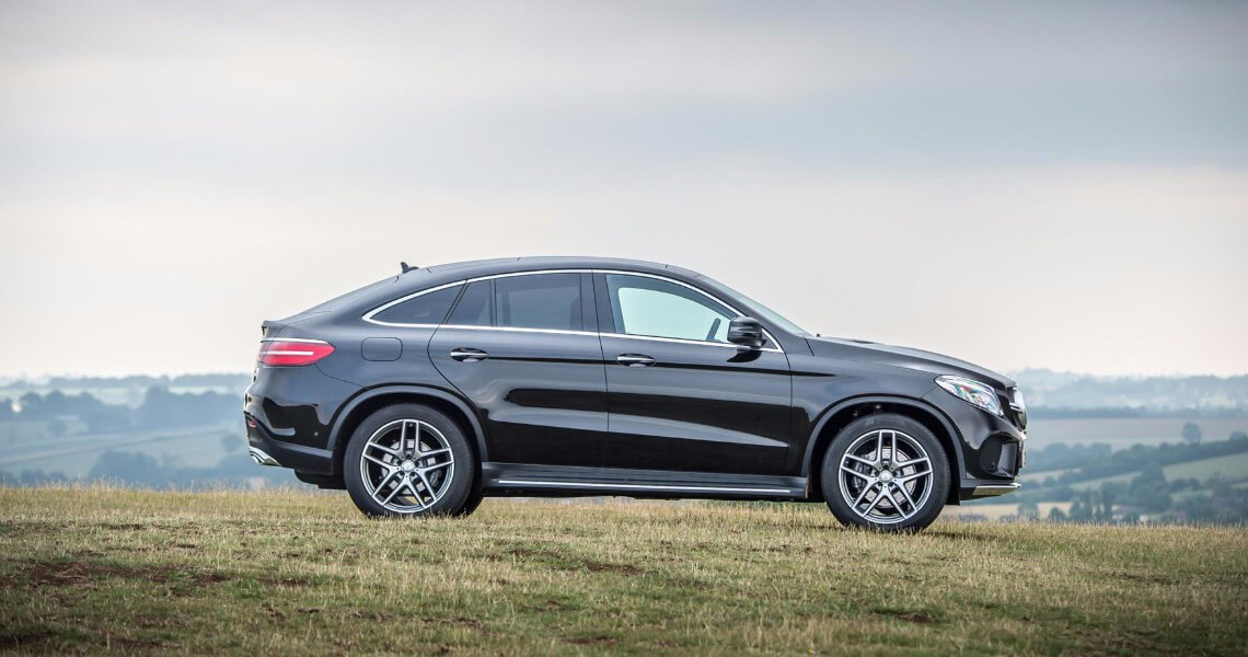 GLE 350 d 4MATIC Coupé #4
