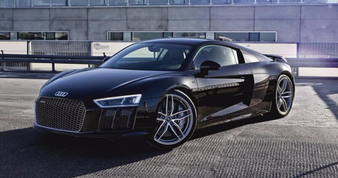 Audi R8 II PLUS Warszawa #1
