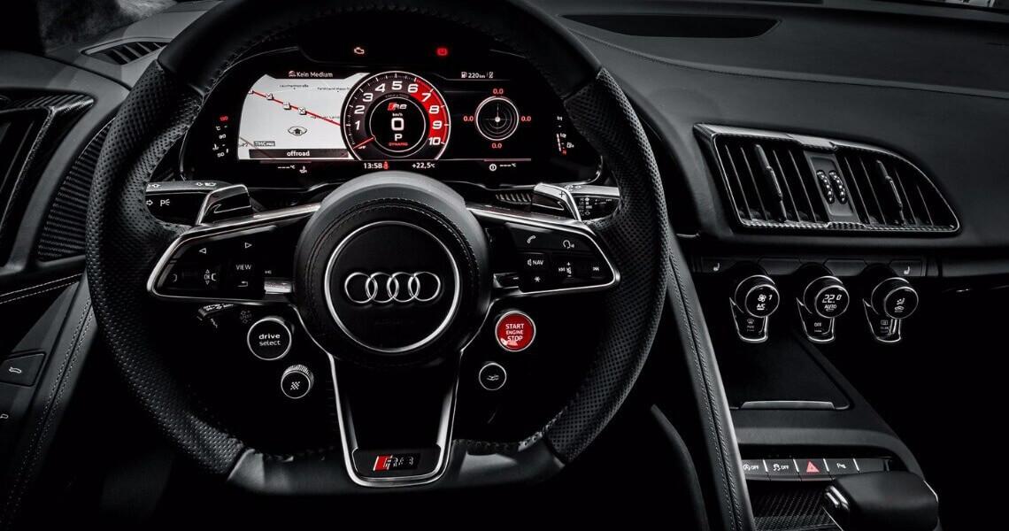 Audi R8 II PLUS Warszawa #10