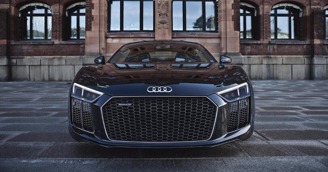 Audi R8 II PLUS Warszawa #3