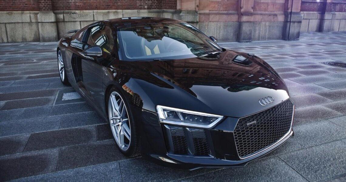 Audi R8 II PLUS Warszawa #4