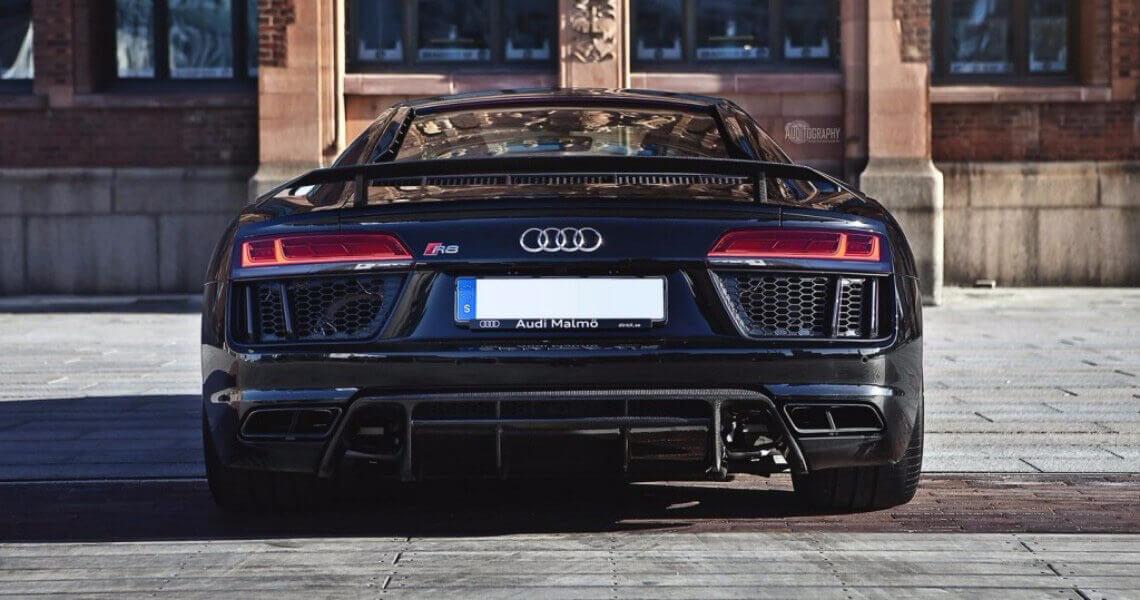 Audi R8 II PLUS Warszawa #5