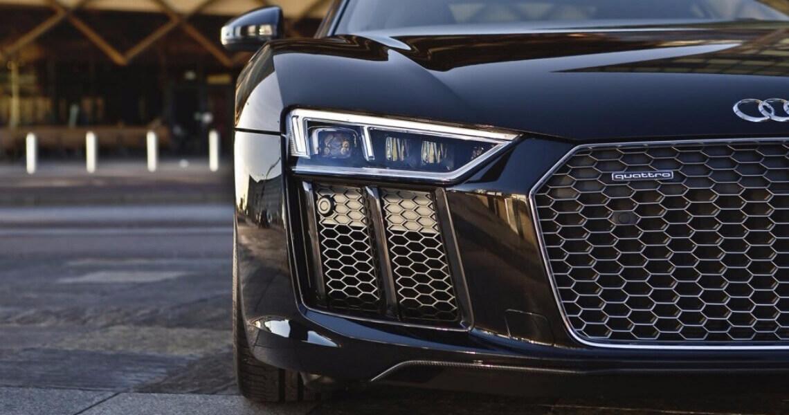 Audi R8 II PLUS Warszawa #7