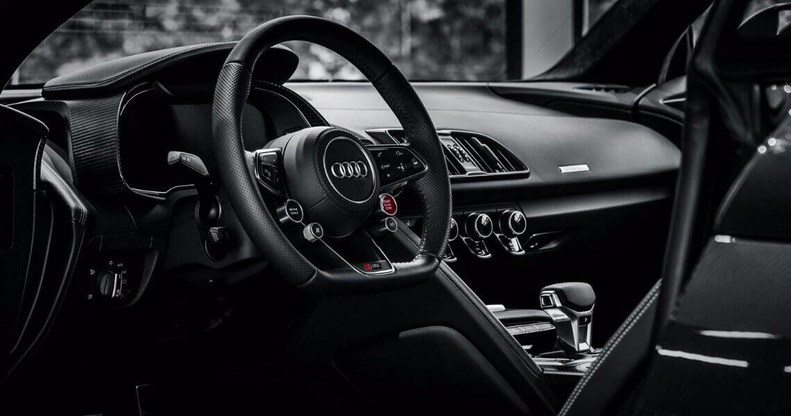 Audi R8 II PLUS Warszawa #8