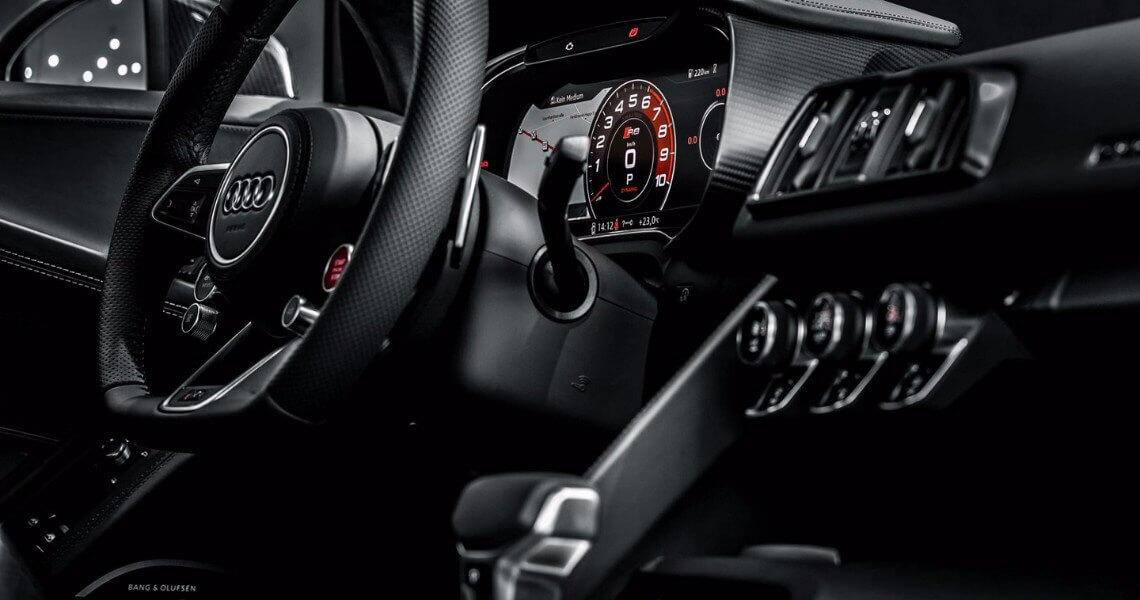 Audi R8 II PLUS Warszawa #9