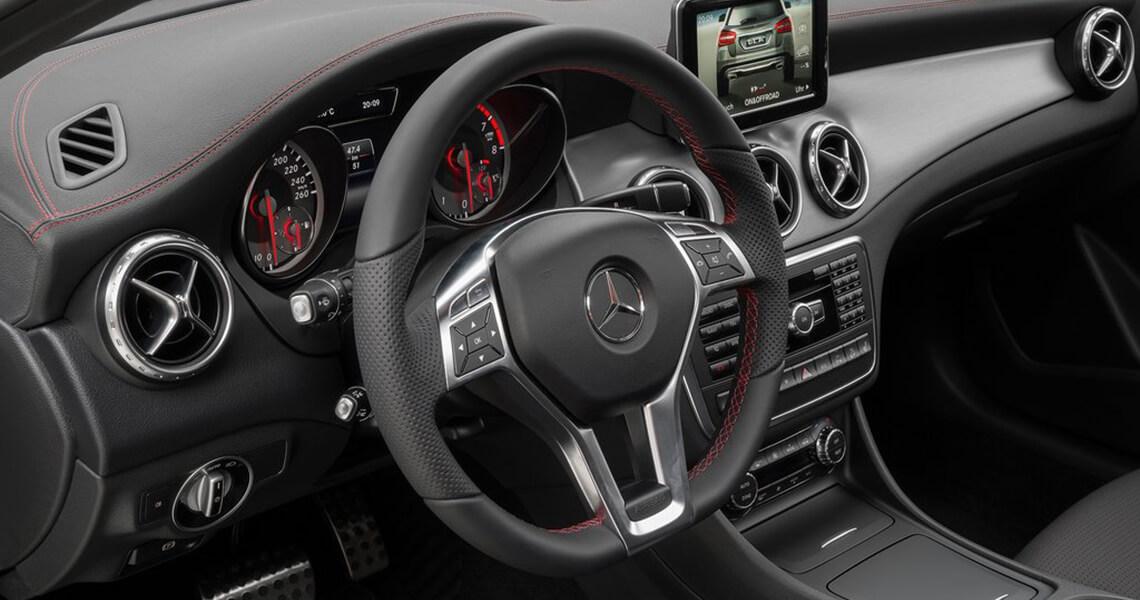 Mercedes GLA 200 AMG Warszawa #16