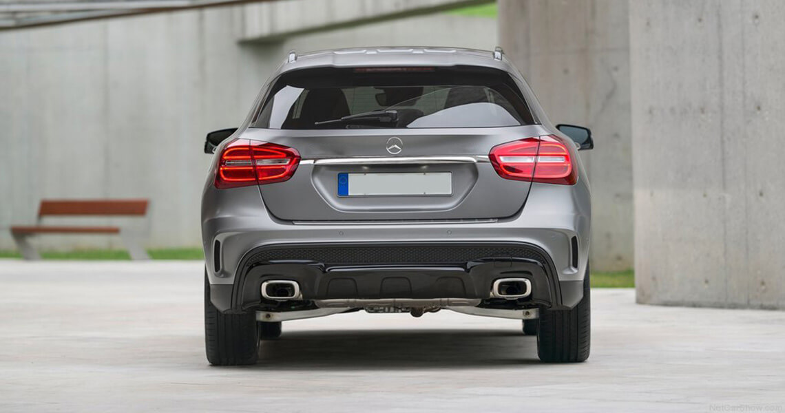 Mercedes GLA 200 AMG Warszawa #9