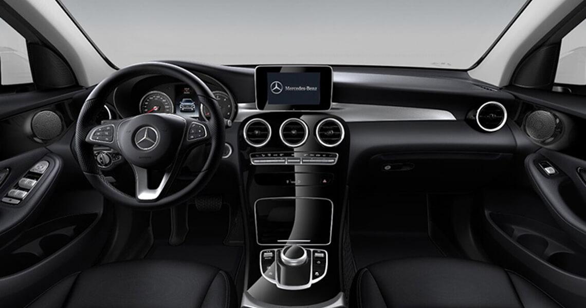Mercedes GLC 220 AMG Warszawa #12