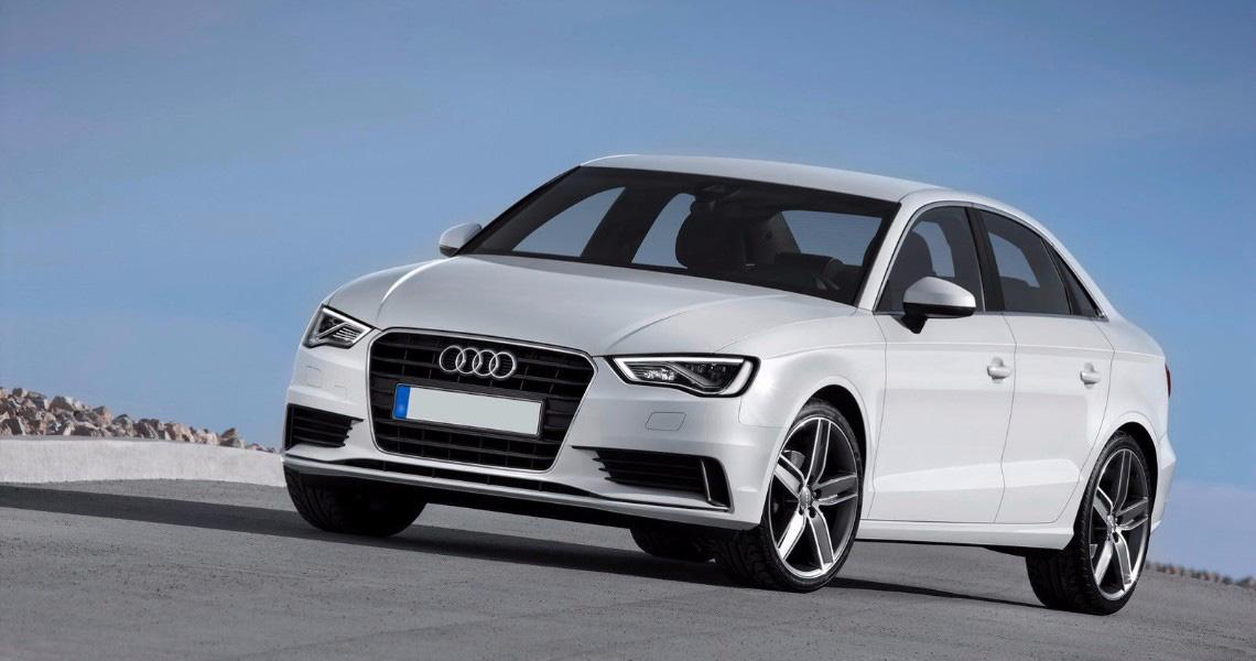 Audi A3 S-Line Warszawa #1