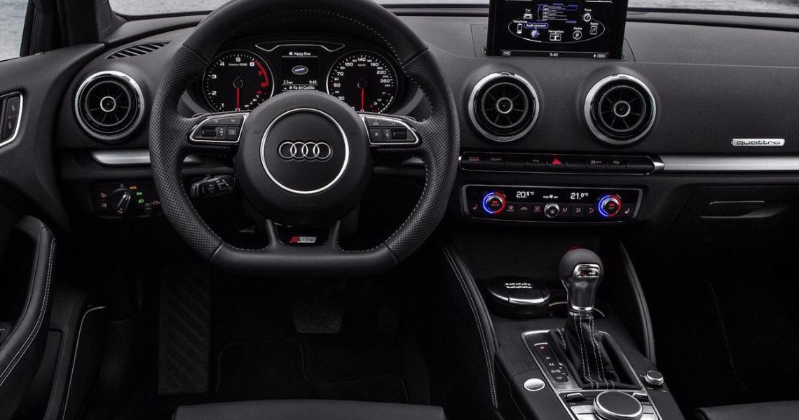 Audi A3 S-Line Warszawa #9
