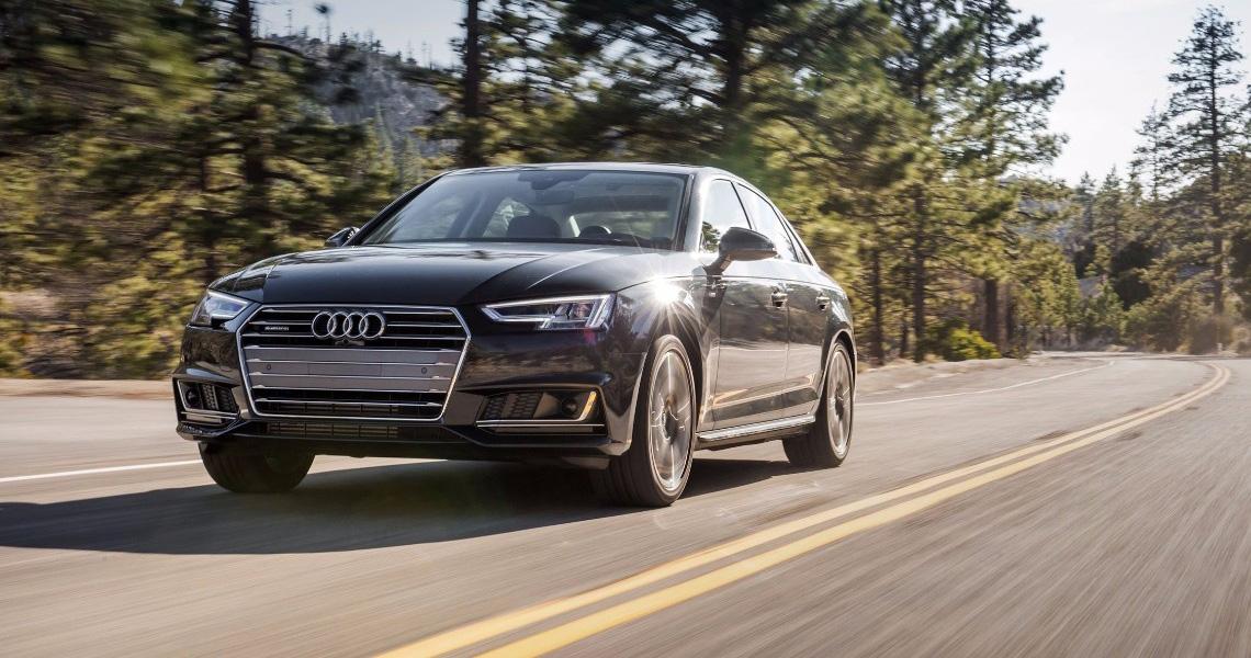Audi A4 B9 S-Line #1