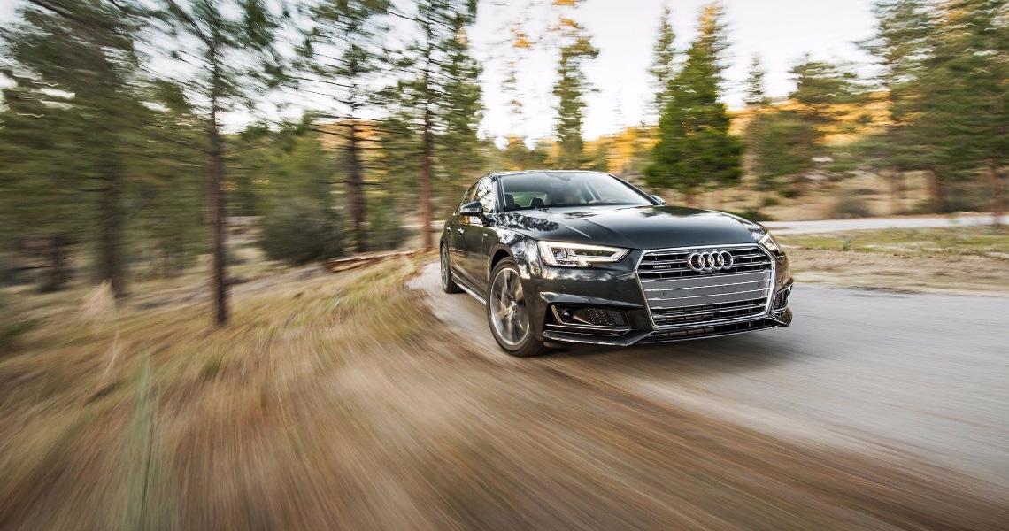 Audi A4 B9 S-Line #2