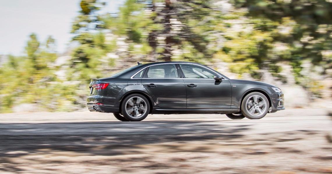 Audi A4 B9 S-Line #4